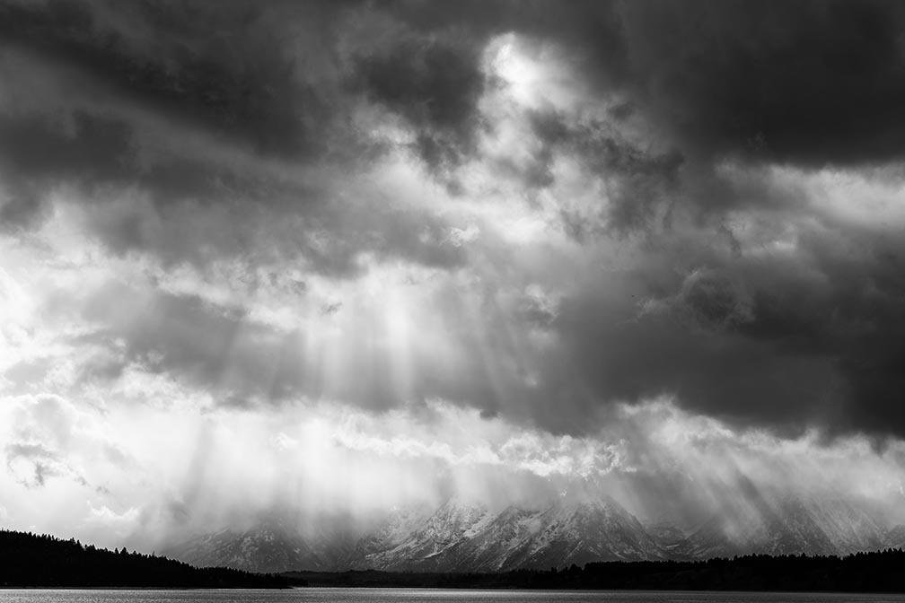 Lake Jackson Grand Tetons