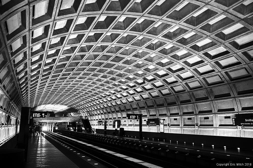 Smithsonia Metro Station