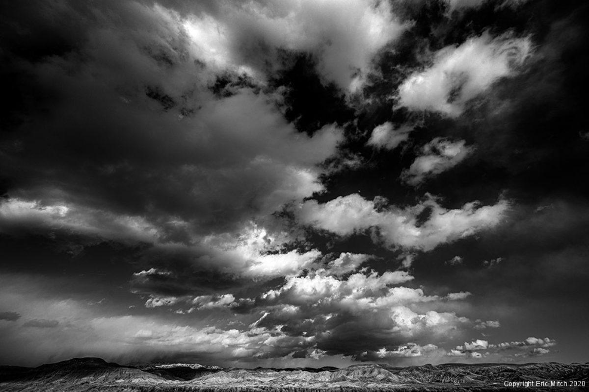 Dark skies B&W