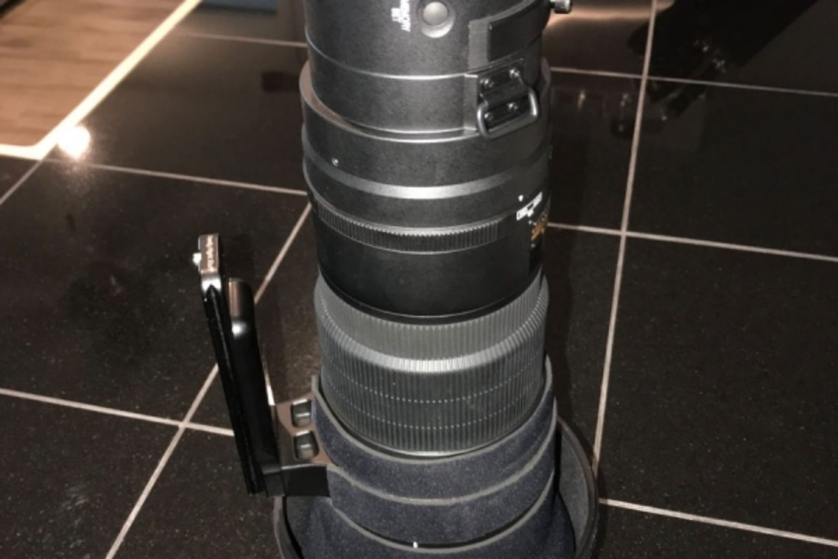 I am selling my Nikon AF-S NIKKOR 600mm f/4G ED VR