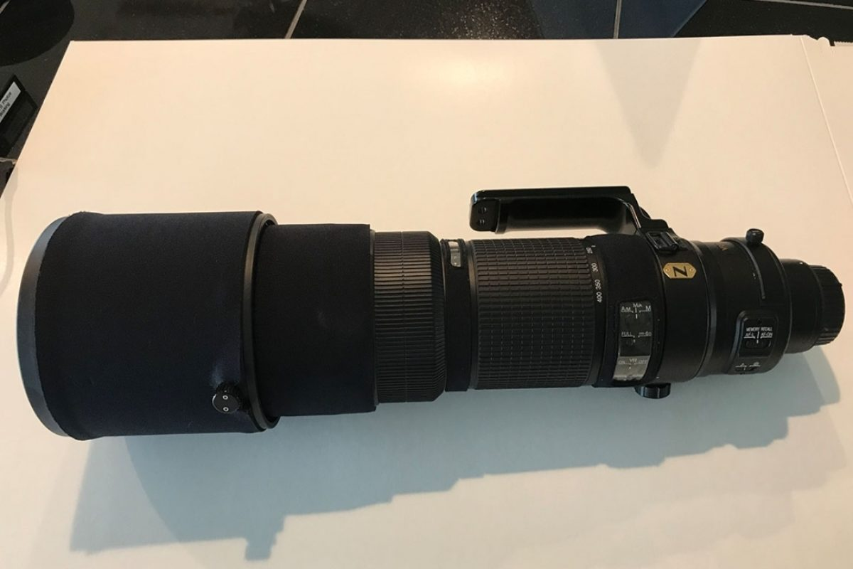 Nikon NIKKOR 200-400mm f/4 II SWM AF-S VR for sale!!!