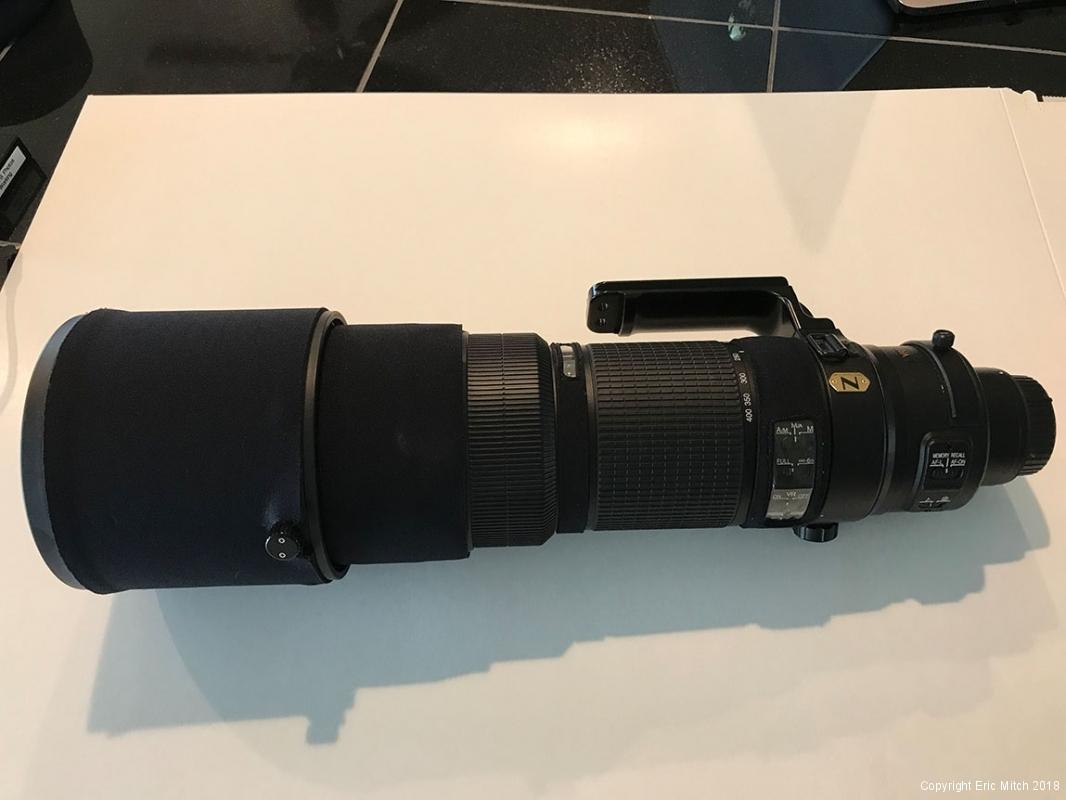 Nikon NIKKOR 200-400mm f/4 II SWM AF-S VR for sale!!!